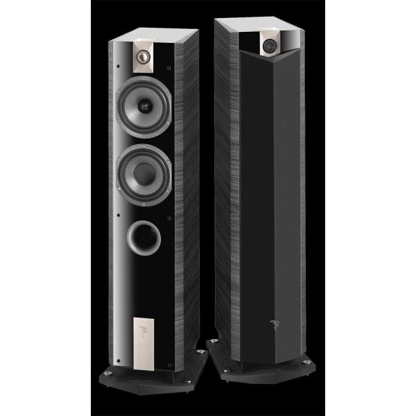 altavoces focal jmlab chorus 816 v. Black Bedroom Furniture Sets. Home Design Ideas