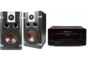 Equipo sonido Cambridge Audio One V2 + Dali Lektor 1