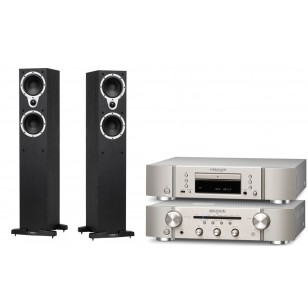 Marantz PM6006 + CD6006 + Tannoy Eclipse Three