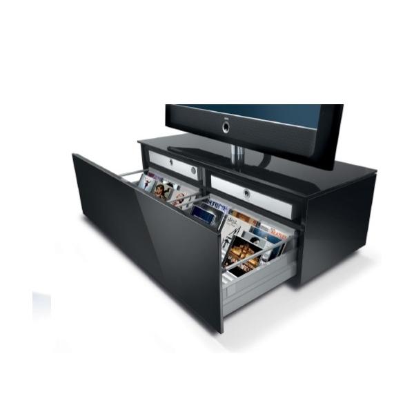 loewe individual rack system 110 30. Black Bedroom Furniture Sets. Home Design Ideas
