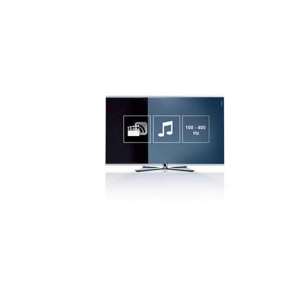 Loewe Lancia La Tv 3d : Television loewe individual compose led d