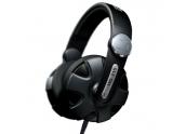 Sennheiser HD215 II auriculares Pro/DJ dinámico cerrado con una cápsula abatible