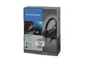 Sennheiser HD25-SP-II auriculares Pro/DJ dinámico cerrado  30-16.000Hz
